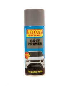 Hycote Grey Primer Trade Pack 400ml Aerosol x 12 XUK425