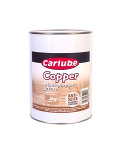Carlube Multi Purpose Copper Grease 3kg YGC003